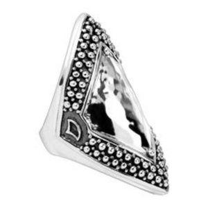 Silpada Shield Ring